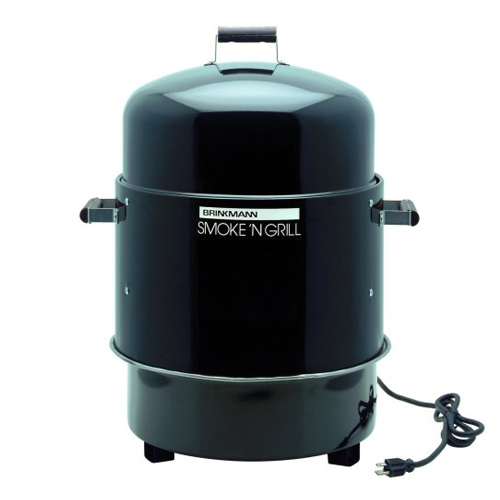 Brinkmann Smoke-N-Grill Electric Smoker and Grill