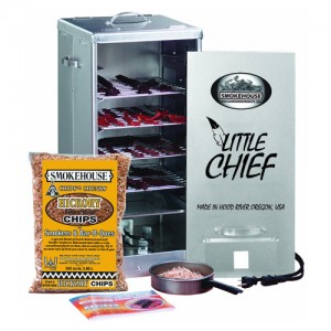 Smokehouse Products Little Chief Front Load Electric Smoker