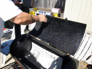 Cleaning your electric smokers