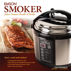 Emson Electric Smokers
