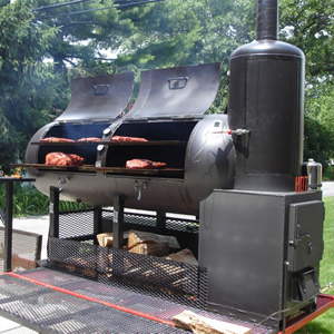 Best wood burning barbecue smokers