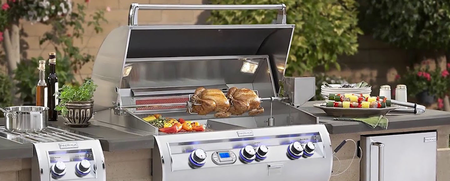 Fire Magic BBQ grill reviews
