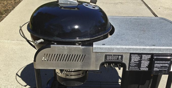 Weber Performer Gold Grill Review