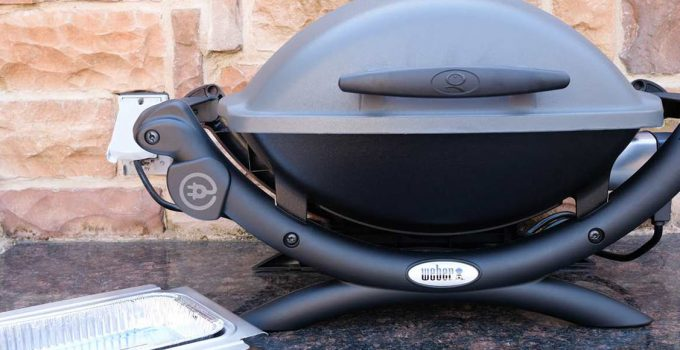 Weber Q1400 Electric Grill Review