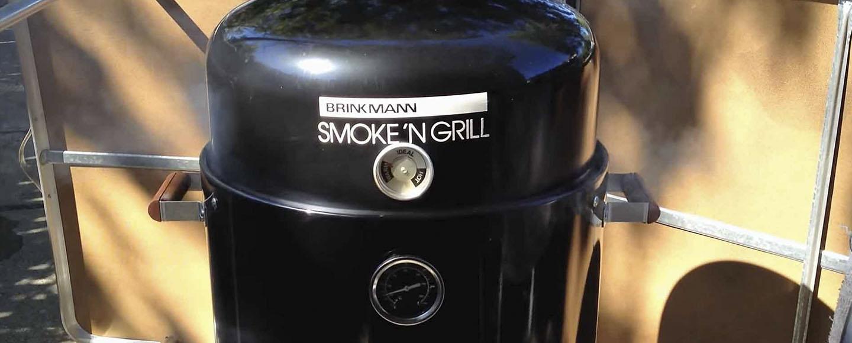 Brinkmann Smoke'N Grill Smoker Review