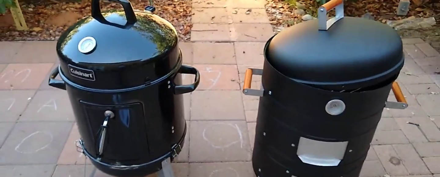 Meco Electric Grill and Water Smoker Review