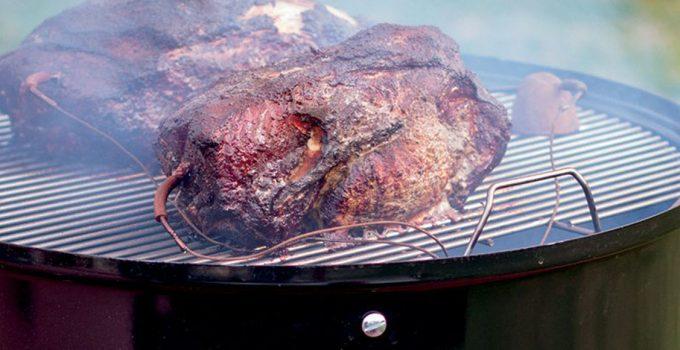Weber Smokey Mountain Cooker Smoker Review