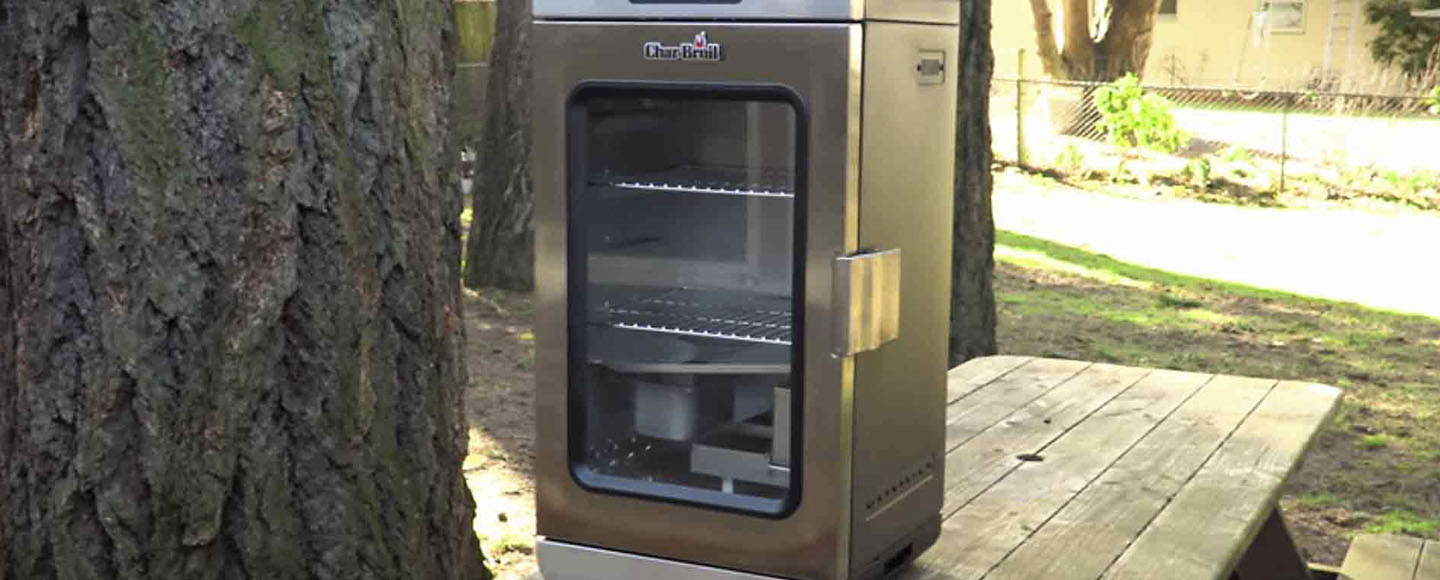 Why should you get a small electric smoker?