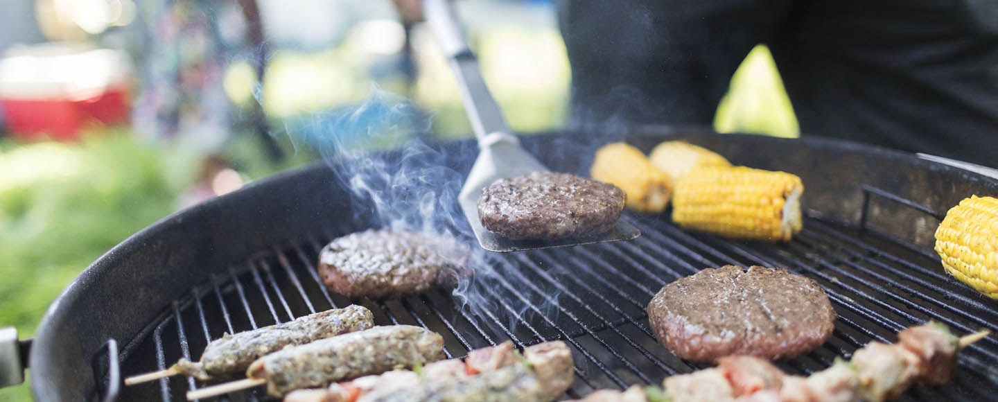 What utensils are needed for proper barbecuing?