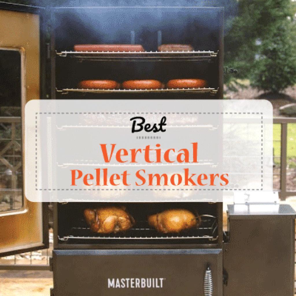 Vertical-Pellet-Smokers