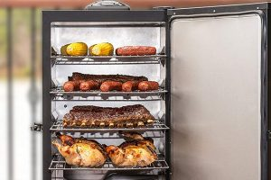 Masterbuilt Digital Electric Smoker Stand Review