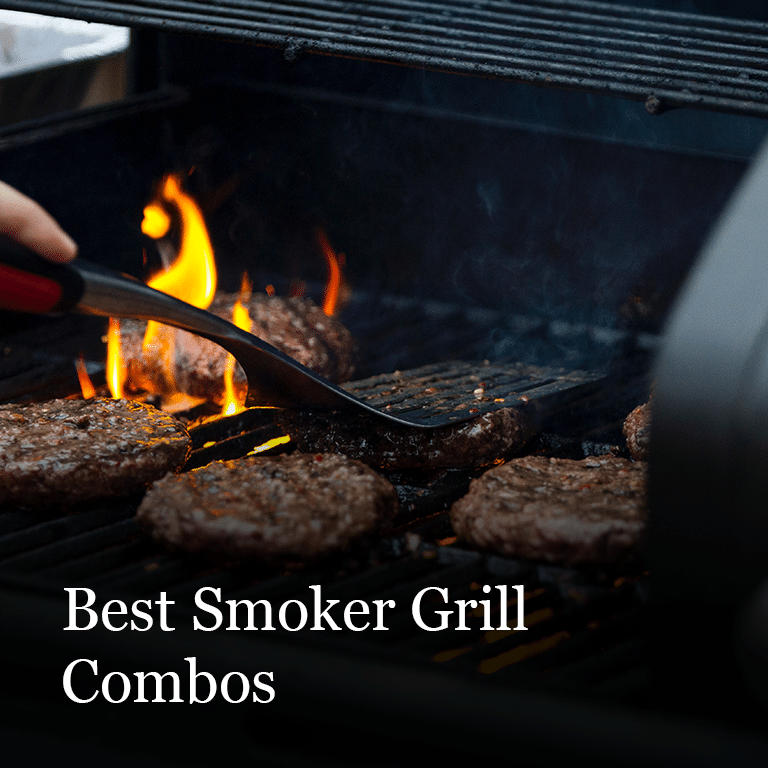 The best smoker grill combos.