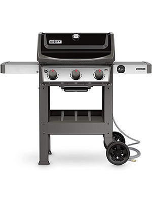 Best Gas Charcoal Smoker Grill Combo: Weber 3-Burner Natural Gas Grill