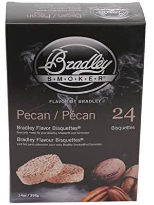 Bradley Smoker Pecan Bisquettes