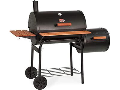 Char-Griller E1224 Smoking Pro Offset Smoker