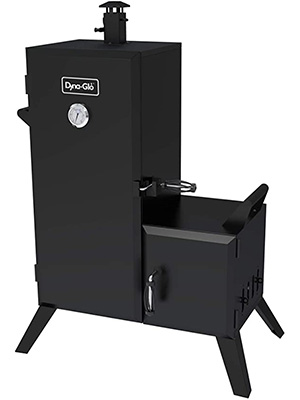 Electric Smoker Grill Combo Smoke: Dyna-Glo Charcoal Offset Smoker