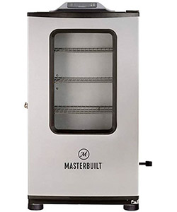 Masterbuilt Bluetooth Smart Digital Electric Smoker 40 Inch