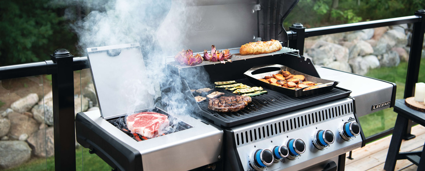 This Cheap Propane Gas Grill Easily Matches the Performance of More Expensive Options