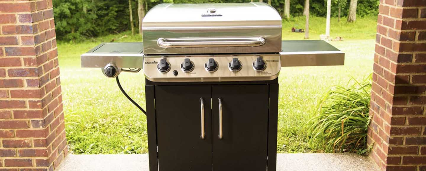best char-broil grill