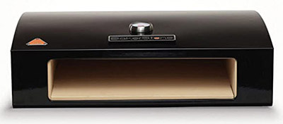 Bakerstone Enameled Steel + Stone Portable Outdoor Pizza Oven