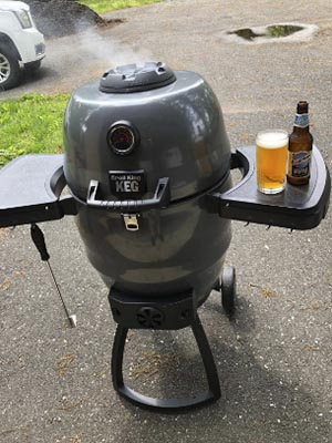 Broil King 911470 Keg 5000 Kamado Grill