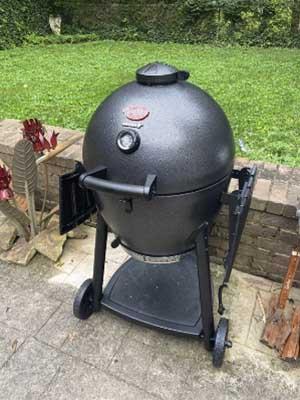 Char-Griller E56720 AKORN Kamado Charcoal Grill