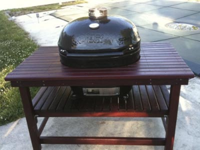 Primo 778 Ceramic Charcoal Smoker Grill