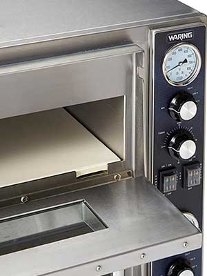 Waring Commercial WPO750 Double Deck Pizza Oven