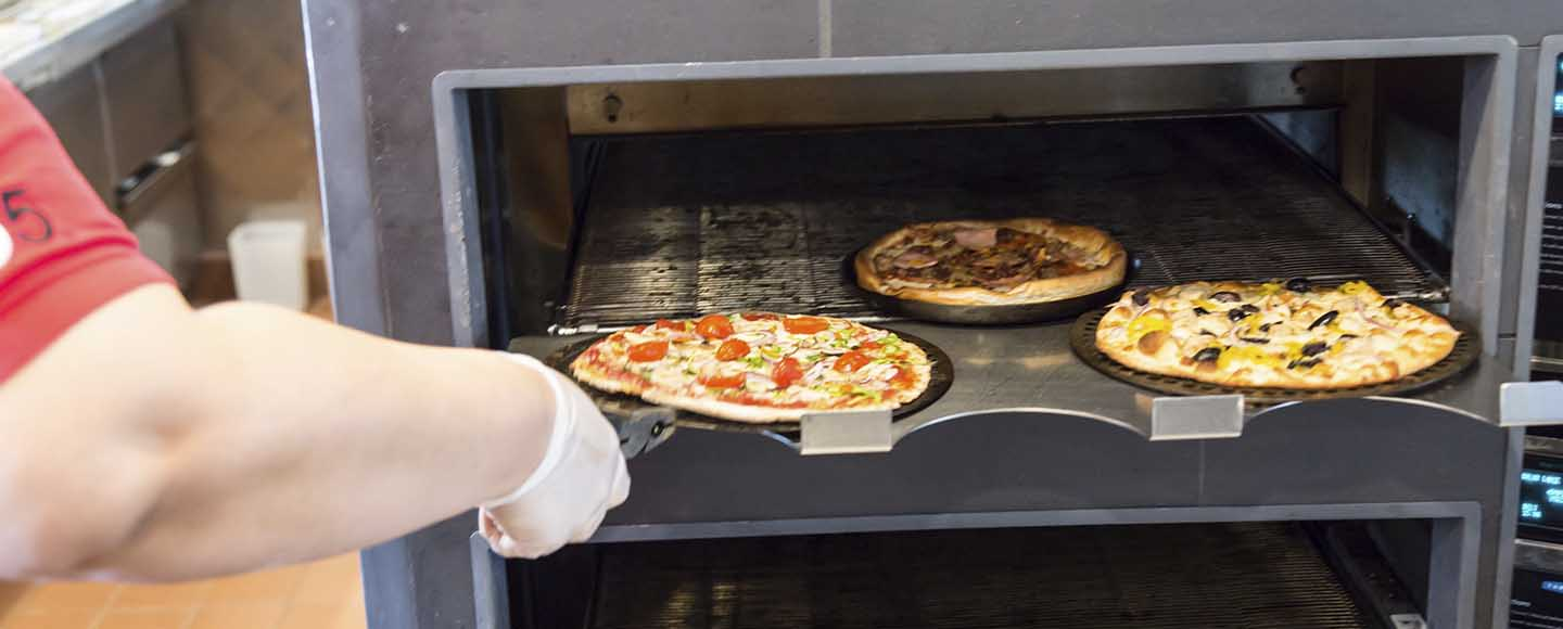 best commercial pizza oven