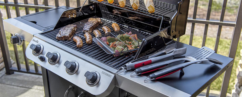 char broil classic 4 burner review