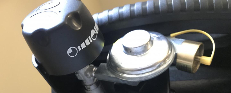 gas grill regulator problems