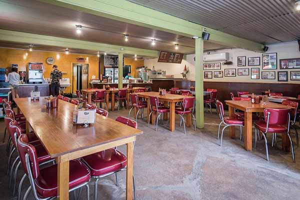 image of Franklin Barbecue restaurant