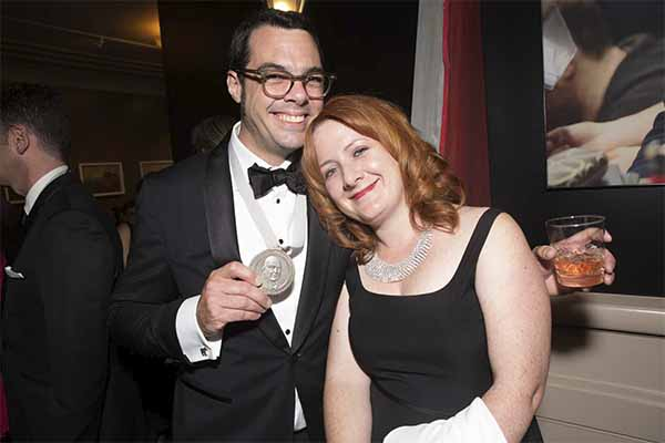 image of aaron franklin and stacy franklin