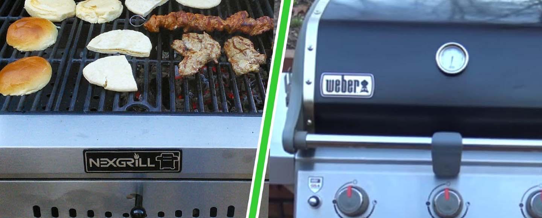 nexgrill vs weber grills