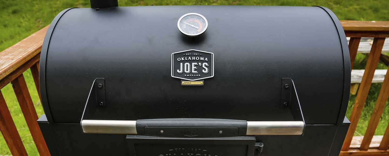 oklahoma joe grill reviews