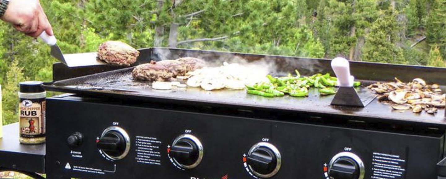 outdoor griddle tips